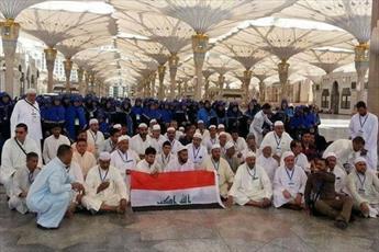 عربستان سهمیه حاجیان عراق را افزایش داد