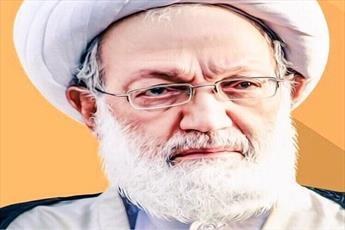 انتقال شیخ عیسی قاسم به بیمارستان تحت تدابیر شدید امنیتی/ کوتاهی آلخلیفه در قبال سلامتی رهبر شیعیان بحرین