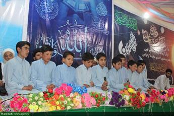 تصاویر/ محفل انس با قرآن در خپلو بلتستان پاکستان