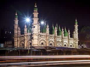 مسجد تیپو سلطان در ماه رمضان درهایش را به روی زنان گشود