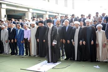 درهای مصلای امام خمینی(ره) تهران از ساعت ۵ صبح باز می شود/ اقامه نماز به امامت ولی امر مسلمین