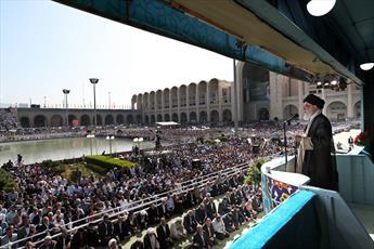 ملت ایران بیدار و پرانگیزه است؛ افراد خسته، بینشاطی خود را به مردم تعمیم ندهند/ مسئولان برای حل مسائل اقتصادی تصمیمهای قاطع بگیرند و اجرا کنند