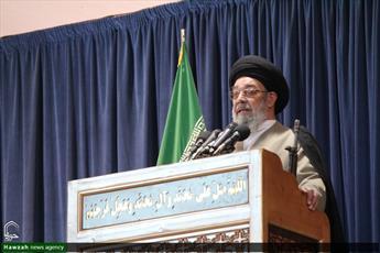 ایستادگی مردم باعث ترس دشمنان از جمهوری اسلامی ایران است/رشد چشمگیر حضور مردمی در روز قدس امسال