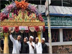مسجدی در هندوستان که توسط متولیان هندو اداره می شود
