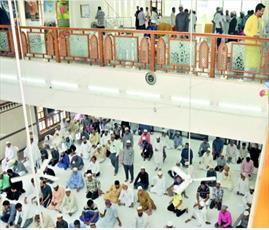 مسجدی در هند «گفتمان میان ادیانی» برای غیرمسلمانان برپا کرد