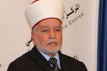 مفتی قدس:  فروش سرزمین فلسطین شرعاً حرام است/ فروشنده فلسطین مرتد و خائن به اسلام است