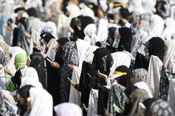 حکم شرکت زنان در نماز جمعه و جماعت