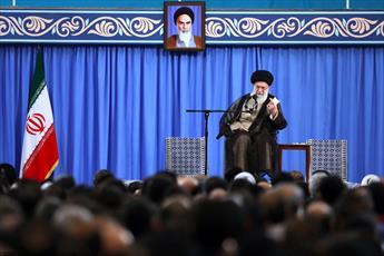 تصاویر/ دیدار نمایندگان و کارکنان مجلس شورای اسلامی با رهبر انقلاب