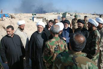 توصیه آیت الله العظمی سیستانی به حفظ اراضی آزاد شده و دوری از غفلت در برابر دشمن