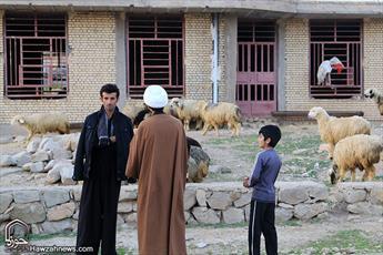 از صفای روستایی تا عزاداری در دَه فصل /  تجلی  عشق به امام حسین علیه السلام در کوره راههای گِلی