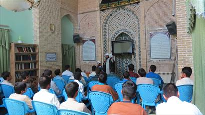 سومین دوره زیبا خوانی قرآن  ویژه طلاب استان کرمان آغاز شد