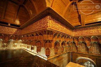 آشنایی با تاریخ ضریح مطهر امام حسین(ع) + تصاویر زیبا از داخل ضریح