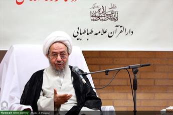 تاکید آیتالله مقتدایی بر توسعه طرح اعزام اساتید مفسر قرآن به سراسر کشور
