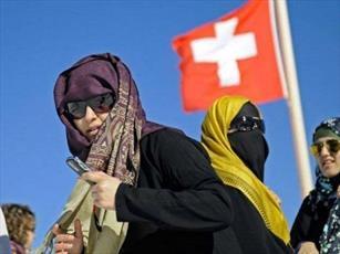پیشنهاد ممنوعیت پوشیه در اماکن عمومی سوئیس به کابینه دولت رسید