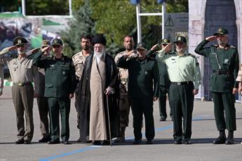 صوت/ بیانات رهبر انقلاب در مراسم دانشآموختگی دانشجویان دانشگاه امام حسین (ع)