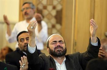 تشرف جانبازان مدافع حرم به بارگاه منور ثامنالحجج (ع)