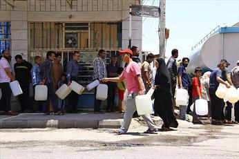 «آتش به اختیار»  روحانی جوان در پاسخ به «عطش» مردم خونین شهر+فیلم