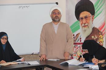 دانش افزایی مبلغین مدارس امین  قزوین با شرکت در دوره آموزشی