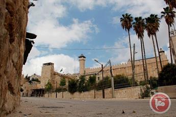 شهرک نشینان صهیونیست اقدام به حفاری در مسجد ابراهیمی کردند