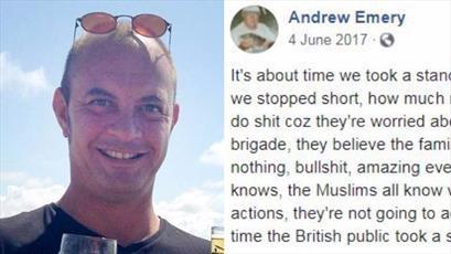 مشوق آتش زدن مساجد  در انگلیس، به ۲ سال زندان محکوم شد
