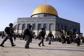 ورود وزرا و اعضای کنست به مسجدالاقصی، پیشروی جدی و خطرناک اسرائیل