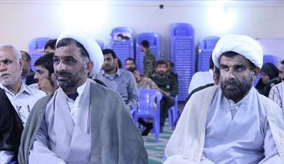 مسئول دفتر نمایندگی ولی فقیه در سپاه  شهرستان بوشهر معارفه شد