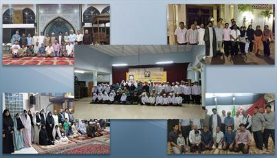 حرم امام حسین(ع) کنفرانس دینی ـ فرهنگی در تایلند برگزار کرد