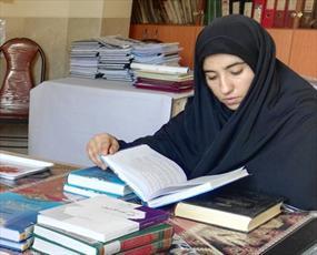 مصاحبه  شناسایی نخبگان و استعدادهای برتر حوزه  خواهران  فارس  آغاز شد