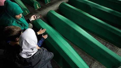بیست و سومین سالگرد «نسل کشی سربرنیتسا» در مسجد لندن برگزار شد