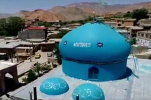 فیلم/ فعالیت های یک روحانی در دهکده توریستی روئین