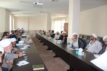 برگزاری دوره دانش افزایی فقه و اصول در حوزه  قزوین