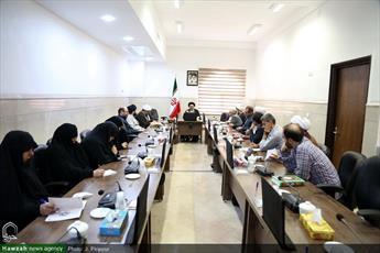 تصاویر/ نشست تخصصی ادیان در مرکز ارتباطات و بین الملل حوزه