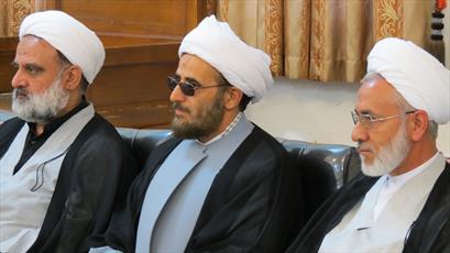 هم اندیشی معاونان تهذیب مدارس علمیه  کرمان به میزبانی شهربابک