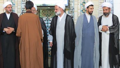 اختتامیه سومین دوره زیبا خوانی قرآن ویژه طلاب کرمان برگزار شد