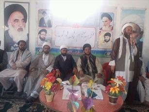 رئیس جامعه روحانیت بلتستان از حوزه علمیه طوسی بازدید کرد+تصاویر