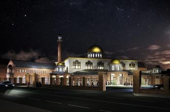 مسجد جدید و مدرسه اسلامی در شهر بولتون ساخته می شود