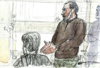 نماد اسلام ستیزی مدرن در فرانسه از زندان آزاد میشود