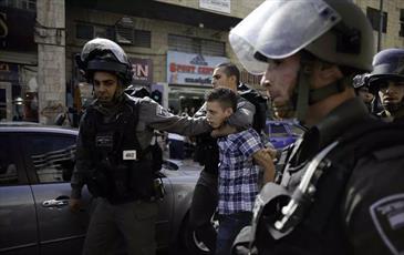 اسرائیل در سال ۲۰۱۸ سه هزار زندانی را بازداشت کرده است