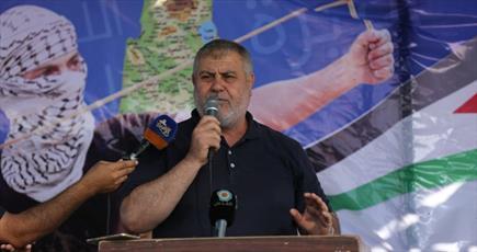 تنها راه حل مسئله فلسطین، افزایش راهپیمایی ها و ثبات بر مقاومت است