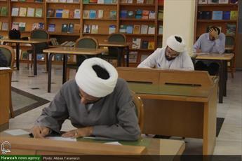 تصاویر/ آزمون ورودی دانشگاه قرآن و حدیث