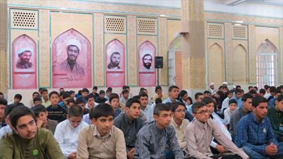 دوره «میثاق طلبگی» حوزه علمیه استان کرمان آغاز شد