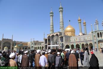 قم ظرفیت بالایی برای معرفی به عنوان پایتخت فرهنگی جهان اسلام دارد