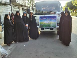 اجرای  بیش از ۲۰ برنامه گروه جهادی شهید حجت اسدی در مناطق محروم
