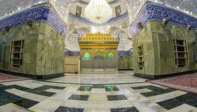 تصاویر جدید از حرم حضرت اباالفضل العباس (علیه السلام)