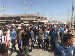 همه چیز درباره  نارضایتی اخیر مردم عراق+ تصاویر