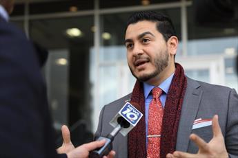 نماینده کنگره آمریکا، به چالشهای پیش روی نامزدهای انتخاباتی مسلمان اذعان کرد