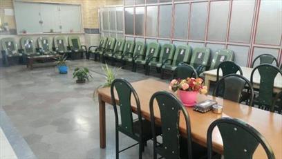 اجرای طرح ساماندهی مراکز استراحت اساتید مدارس در جامعه الزهرا(س)