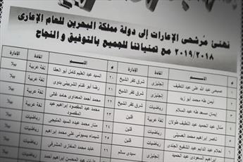 بحرین از معلمان مصری استفاده می کند
