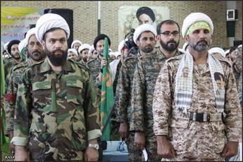 اولین دوره تعالی اساتید و نخبگان بسیجی حوزه در مشهد آغاز شد