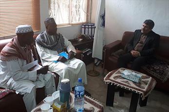 قدردانی رهبر ديني طريقت قادريه نيجريه از فعاليتهاي وحدتآفرين ايران